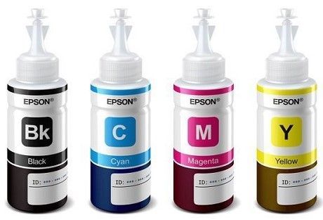 garrafas refil originais Epson